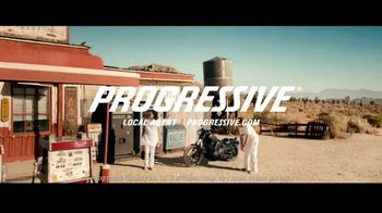Progressive Motorcycle Insurance TV Spot, 'Motormouth' - Thumbnail 7