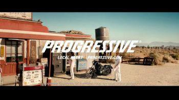 Progressive Motorcycle Insurance TV Spot, 'Motormouth' - Thumbnail 8