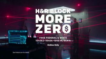 H&R Block More Zero TV Spot, 'Heist' Featuring Jon Hamm - Thumbnail 10
