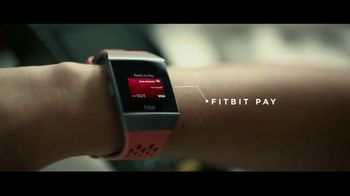 Fitbit Ionic TV Spot, 'Designed for Fitness: $30 Off' - Thumbnail 3