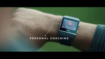 Fitbit Ionic TV Spot, 'Designed for Fitness: $30 Off' - Thumbnail 4