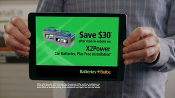 Batteries Plus Bulbs TV Spot, 'I'd Like You to Do It: Save $30' - Thumbnail 7