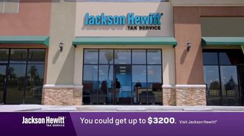 Jackson Hewitt No Fee Refund Advance TV Spot, 'Don't Wait' - Thumbnail 1