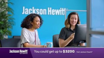 Jackson Hewitt No Fee Refund Advance TV Spot, 'Don't Wait' - Thumbnail 2