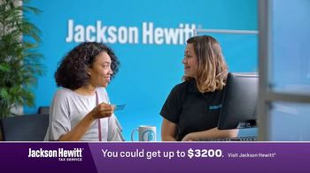 Jackson Hewitt No Fee Refund Advance TV Spot, 'Don't Wait'