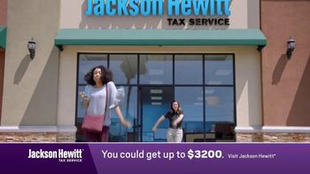 Jackson Hewitt No Fee Refund Advance TV Spot, 'Don't Wait' - Thumbnail 7