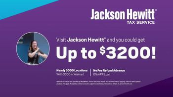 Jackson Hewitt No Fee Refund Advance TV Spot, 'Don't Wait' - Thumbnail 8