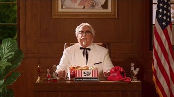 KFC $5 Fill Up TV Spot, 'Introducing the Value Colonel' Feat. Wayne Knight - Thumbnail 1