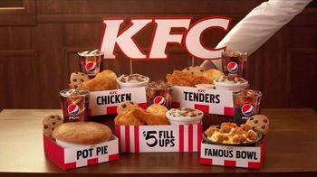 KFC $5 Fill Up TV Spot, 'Introducing the Value Colonel' Feat. Wayne Knight - Thumbnail 10