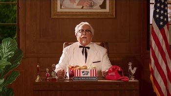 KFC $5 Fill Up TV Spot, 'Introducing the Value Colonel' Feat. Wayne Knight - Thumbnail 2
