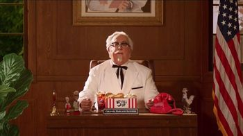 KFC $5 Fill Up TV Spot, 'Introducing the Value Colonel' Feat. Wayne Knight