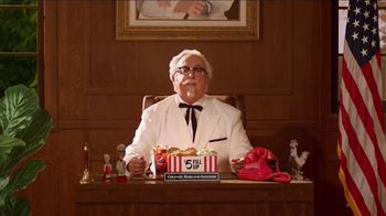 KFC $5 Fill Up TV Spot, 'Introducing the Value Colonel' Feat. Wayne Knight - Thumbnail 4
