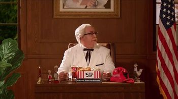 KFC $5 Fill Up TV Spot, 'Introducing the Value Colonel' Feat. Wayne Knight - Thumbnail 8