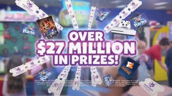 Chuck E. Cheese's Rip It, Win It TV Spot, 'Console Bundle & Gaming Center' - Thumbnail 7