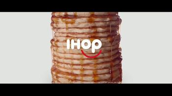 IHOP $3.99 All You Can Eat Pancakes TV Spot, 'Stacks'