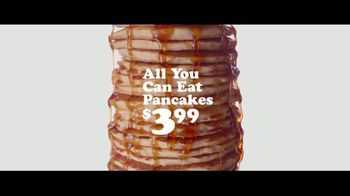 IHOP $3.99 All You Can Eat Pancakes TV Spot, 'Stacks' - Thumbnail 9