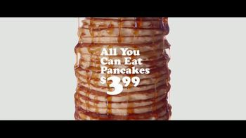 IHOP $3.99 All You Can Eat Pancakes TV Spot, 'Stacks' - Thumbnail 7