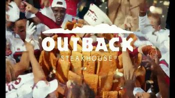 Outback Steakhouse TV Spot, 'Outback Bowl: Free Bloomin' Onion' - Thumbnail 8