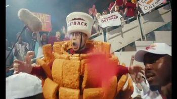 Outback Steakhouse TV Spot, 'Outback Bowl: Free Bloomin' Onion' - Thumbnail 2