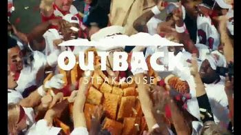 Outback Steakhouse TV Spot, 'Outback Bowl: Free Bloomin' Onion' - Thumbnail 7