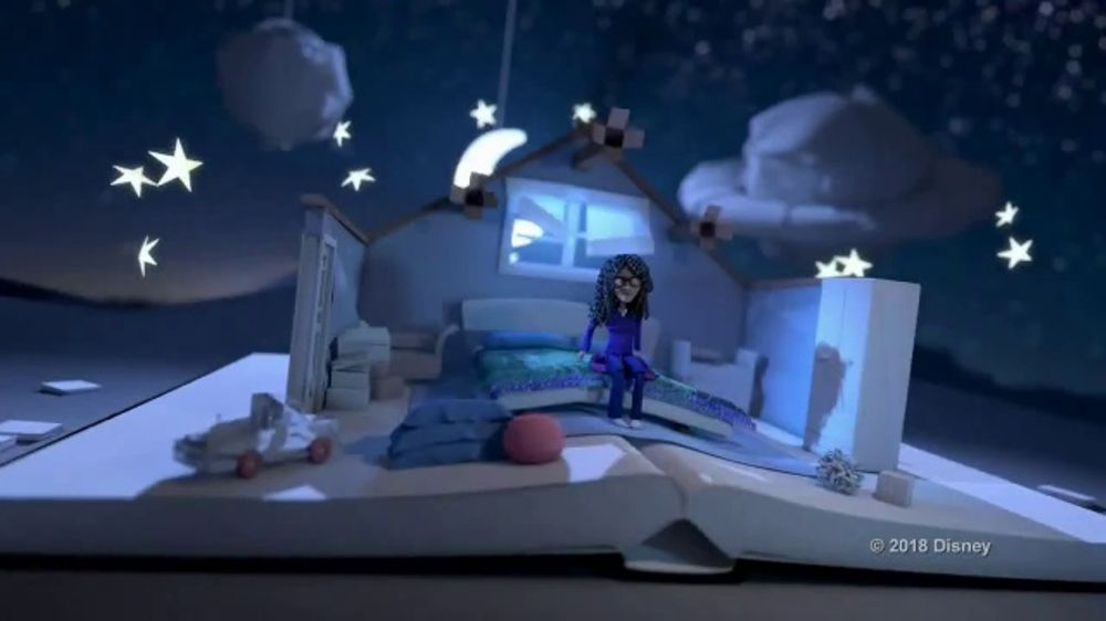 First Book TV Commercial, 'Disney Channel: The Magic of Storytelling'