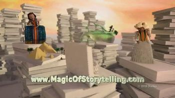 First Book TV Spot, 'Disney Channel: The Magic of Storytelling' - Thumbnail 7