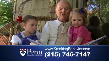 University of Pennsylvania TV Spot, 'Smoking Behavior Study' - Thumbnail 5