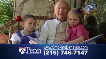 University of Pennsylvania TV Spot, 'Smoking Behavior Study' - Thumbnail 6
