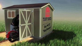 Tuff Shed TV Spot, 'Hog Heaven'