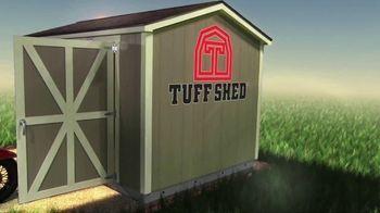 Tuff Shed TV Spot, 'Hog Heaven' - Thumbnail 1