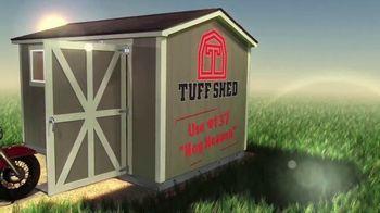 Tuff Shed TV Spot, 'Hog Heaven' - Thumbnail 2