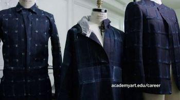 Academy of Art University TV Spot, 'Career in Fashion: Eden Slezin' - Thumbnail 5