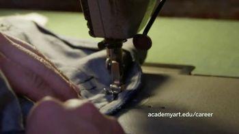Academy of Art University TV Spot, 'Career in Fashion: Eden Slezin' - Thumbnail 6
