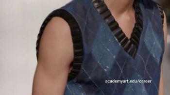 Academy of Art University TV Spot, 'Career in Fashion: Eden Slezin' - Thumbnail 7