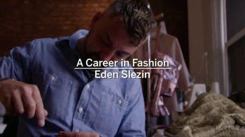 Academy of Art University TV Spot, 'Career in Fashion: Eden Slezin' - 14 commercial airings