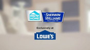 HGTV Home by Sherwin-Williams TV Spot, 'Color Collections' - Thumbnail 9