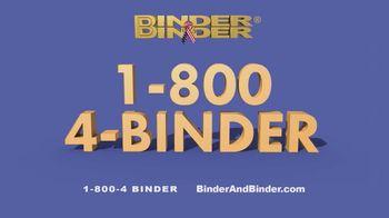 Binder and Binder TV Spot, 'It's Crunch Time' - Thumbnail 5
