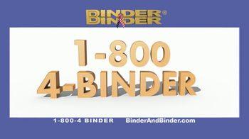 Binder and Binder TV Spot, 'It's Crunch Time' - Thumbnail 2