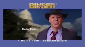 Binder and Binder TV Spot, 'It's Crunch Time'