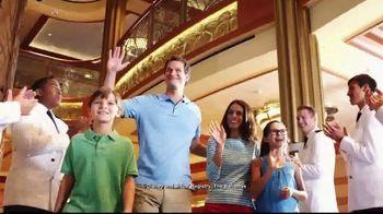 Disney Cruise Line TV Spot, 'Wheel of Fortune: Sea & Shore Giveaway' - Thumbnail 4