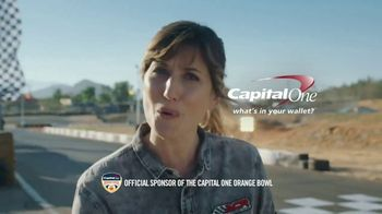 Capital One Spark Cash TV Spot, 'Roll Back Into Business' - Thumbnail 8
