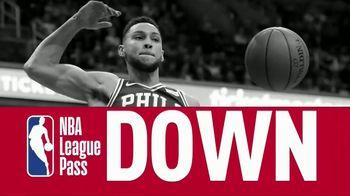 NBA League Pass TV Spot, 'Slamming It Down' - Thumbnail 1