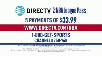 NBA League Pass TV Spot, 'Slamming It Down' - Thumbnail 8