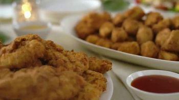 Chick-fil-A TV Spot, 'Hafftime Reeport: Catering Season' Ft. Joey Galloway - Thumbnail 10