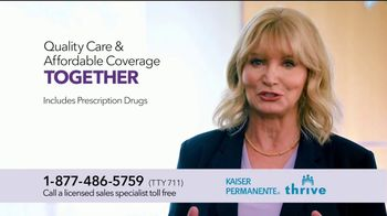 Kaiser Permanente Senior Advantage TV Spot, 'Great News'