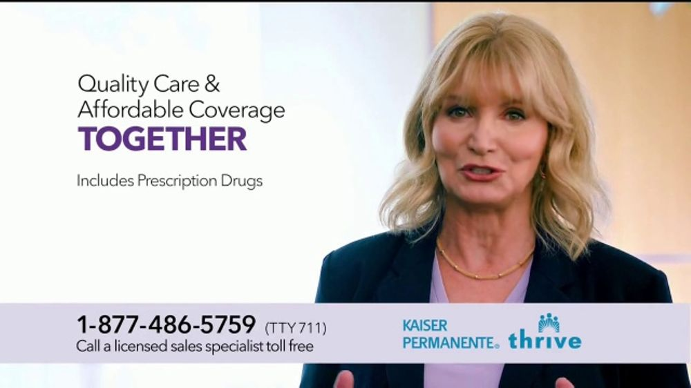 Kaiser Permanente Senior Advantage TV Commercial, 'Great News'