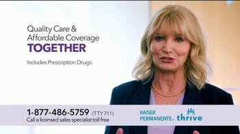 Kaiser Permanente Senior Advantage TV Spot, 'Great News'