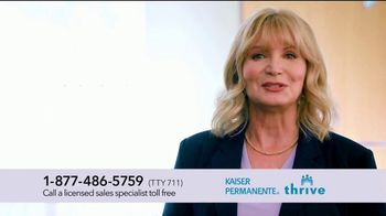 Kaiser Permanente Senior Advantage TV Spot, 'Great News' - Thumbnail 3