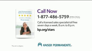 Kaiser Permanente Senior Advantage TV Spot, 'Great News' - Thumbnail 4