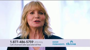 Kaiser Permanente Senior Advantage TV Spot, 'Great News' - Thumbnail 5